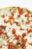 Pizza 6 van Margherita royalty-vrije stock afbeelding