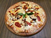 Pizza Stock Fotografie