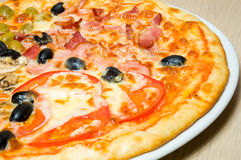 Pizza Photo stock