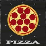 Pizza Lizenzfreie Stockbilder