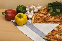 Pizza immagine stock