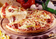 Pizza. Images stock