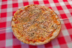 Pizza 02 royalty-vrije stock fotografie