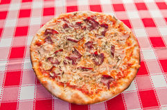 Pizza 03 stock foto's