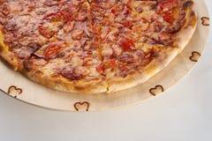 Pizza Imágenes de archivo libres de regalías