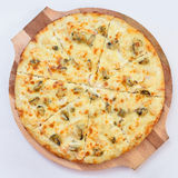 Pizza Immagine Stock Libera da Diritti
