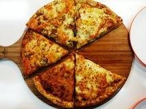 Pizza Arkivfoto