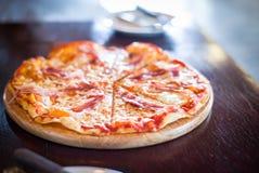 Pizza Royalty-vrije Stock Foto