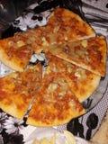 Pizza Algeria immagini stock libere da diritti