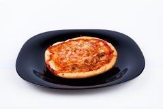 Pizza apetitosa Foto de Stock