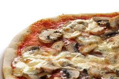 Pizza background Royalty Free Stock Photos