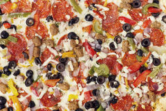 Pizza background Royalty Free Stock Photography