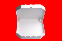 Pizza box Royalty Free Stock Images