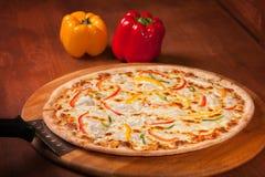 Pizza calda Immagine Stock
