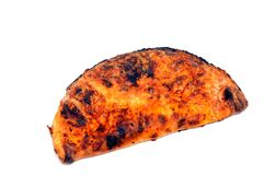 Pizza Calzone Royalty Free Stock Photography