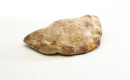Pizza calzone Royalty Free Stock Images