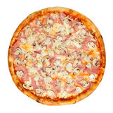 Pizza Capricciosa Royalty Free Stock Photo