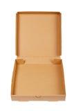 Pizza carton box Royalty Free Stock Image