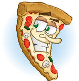 Pizza Character Stock Photos