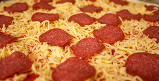 Pizza. Royalty Free Stock Photos