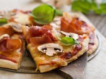 Pizza Imagem de Stock
