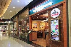 The Pizza Company Restaurant. Royalty Free Stock Image