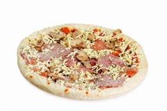 Pizza congelada Imagen de archivo