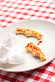 Pizza crusts Royalty Free Stock Image