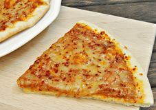 Pizza cut Royalty Free Stock Images
