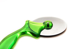 Pizza cutter Stock Image