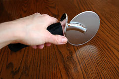 Free Pizza Cutter Royalty Free Stock Image - 703276