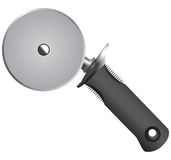 Pizza Cutter Royalty Free Stock Photos