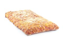Pizza d'école Photos libres de droits