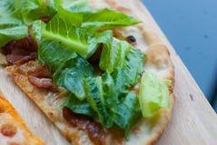 Pizza de Caesars Imagen de archivo libre de regalías