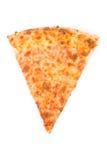 Pizza de fromage Photos libres de droits