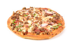 Pizza de fromage image stock