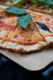 Pizza de Napole Fotografía de archivo libre de regalías