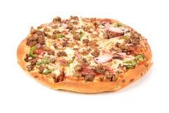 Pizza de queso Imagen de archivo