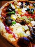 Pizza de Vérone Photos libres de droits