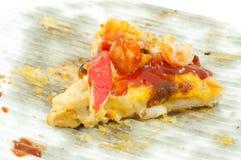 Pizza dei frutti di mare Fotografie Stock Libere da Diritti