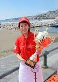 Pizza 2014 del campeonato del mundo Imagen de archivo libre de regalías