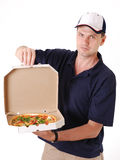 Pizza delivery Royalty Free Stock Images