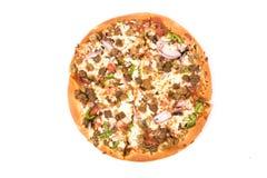 Pizza di formaggio fotografia stock libera da diritti