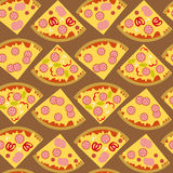 Pizza do alimento Foto de Stock Royalty Free