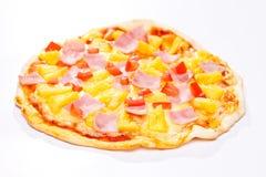 Pizza do fogão Fotos de Stock Royalty Free