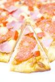 Pizza do fogão Fotografia de Stock Royalty Free