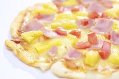 Pizza do fogão Foto de Stock Royalty Free