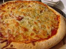pizza domowej roboty Obrazy Stock