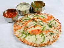 Pizza dosa Stock Photo