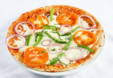 Pizza dosa Stock Photography